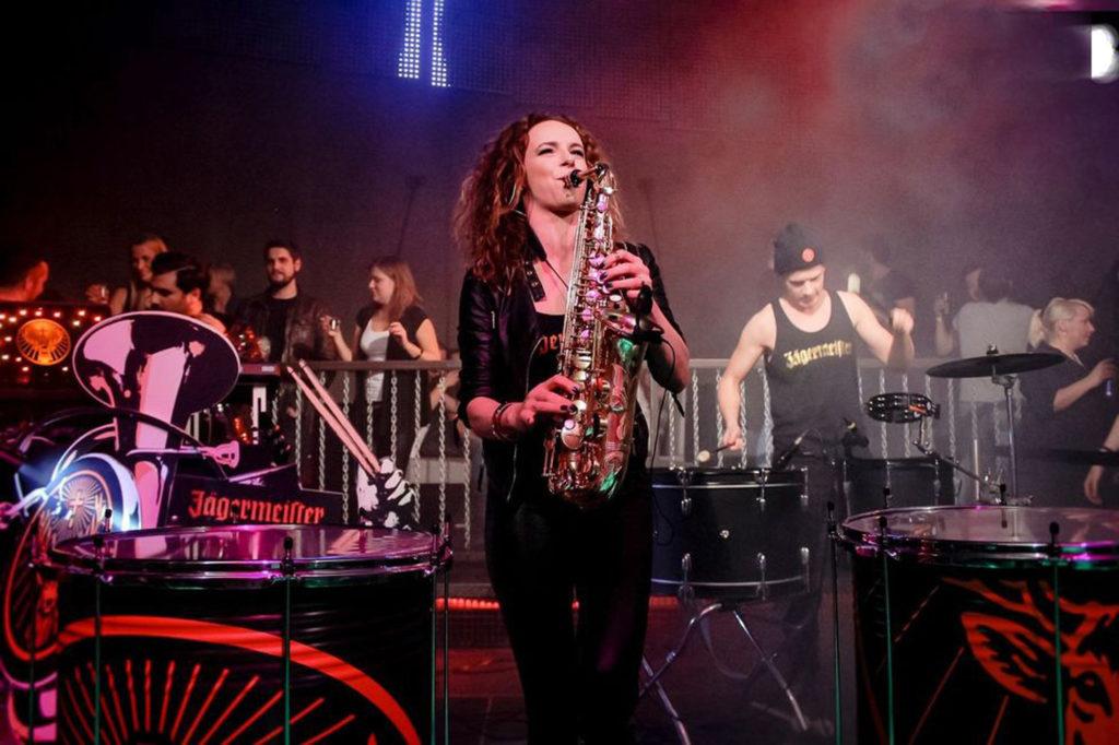 Miriam Dirr Saxophon