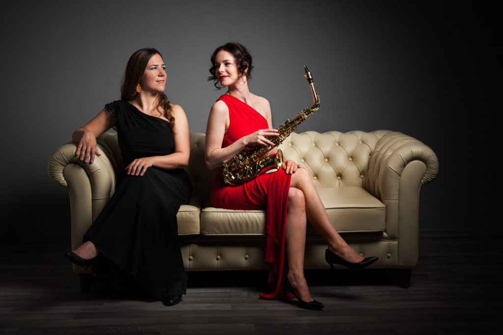 Miriam Dirr Saxophon Duo