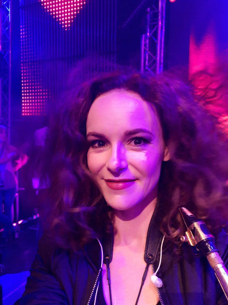 Saxophon Live-Musik Miriam Dirr